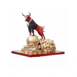 Торт Грошовий бик