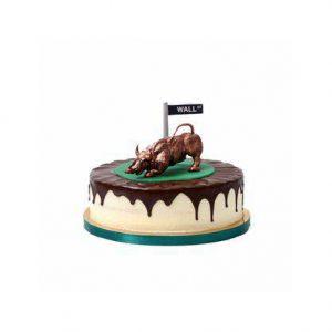 Торт Золотий бик