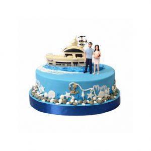 Торт Сімейна яхта