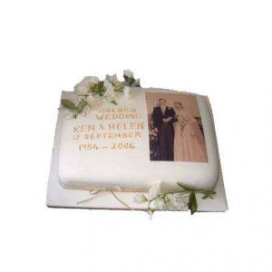 Торт Ювілей весілля