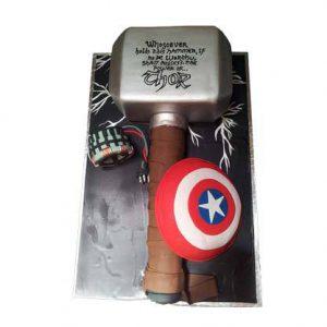 Торт Могутній молот