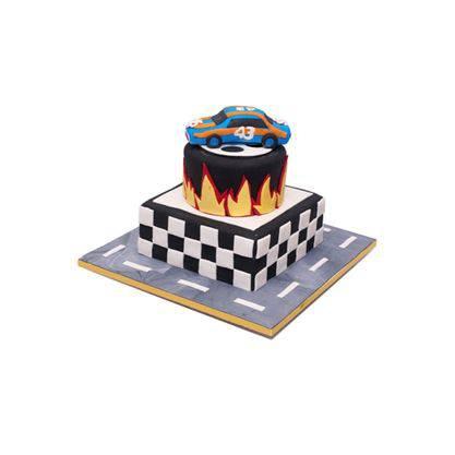 Торт Божевільні гонки