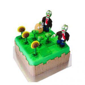 торт Зомбіленд