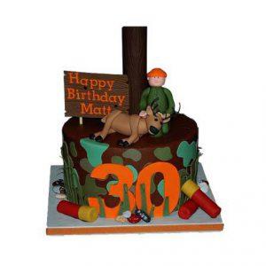 торт Мисливець