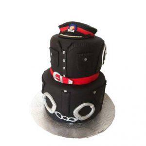 Торт Форма для поліцейського