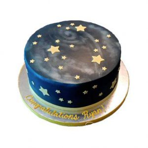 Торт Зоряна галактика