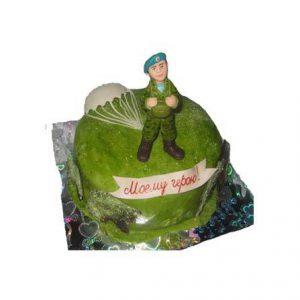 Торт Сміливий парашутист