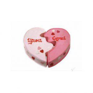 Торт Близькість сердець