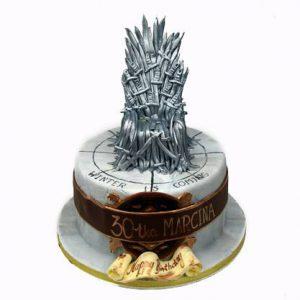Торт Трон для короля