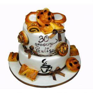 Торт Ароматні булочки