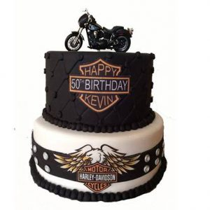 Торт Motor Harley