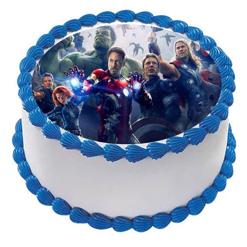 торт Месники