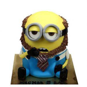 Торт Діловий міньйон