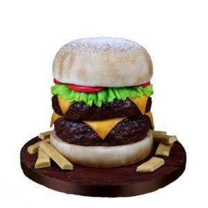 Торт Подвійний бургер