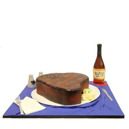 Торт Апетитний стейк