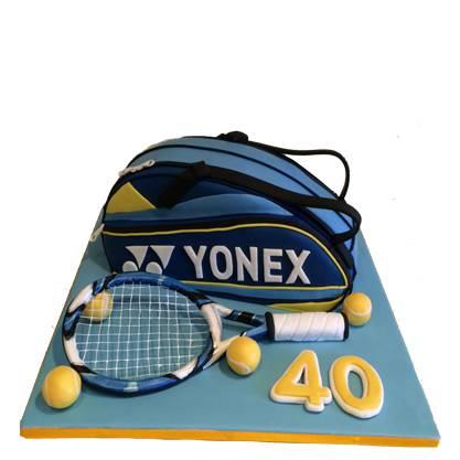 Торт Тенісна ракетка