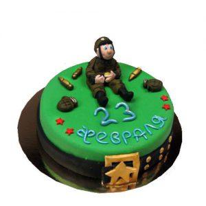 Торт Хоробрий солдат