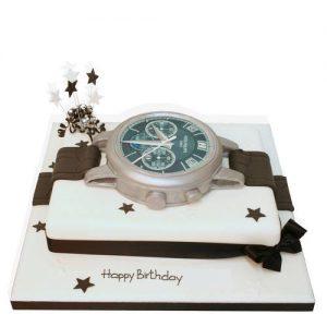 Торт Наручний годинник