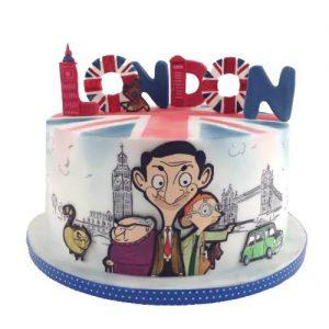 Торт Веселий Лондон